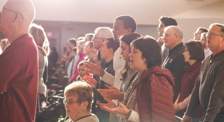encontro do Grupo de Oração