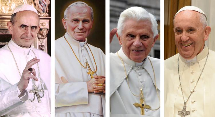 O que os papas disseram sobre a Renovação Carismática?