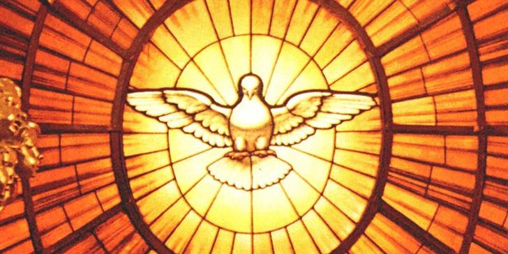 Reze a oração do Veni Creator Spiritus