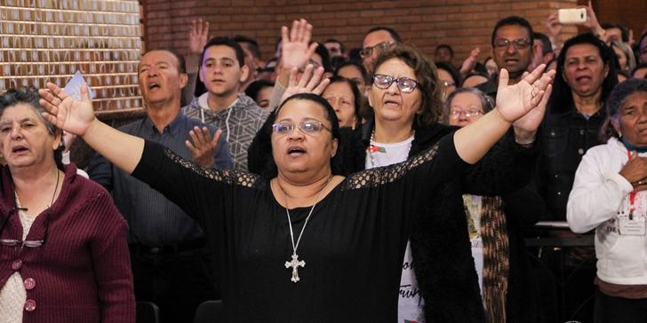 Orientações Gerais Para O Exercício Do Ministério De Oração
