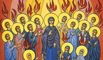 Novena de Pentecostes nos Grupos de Oração deve começar nos próximos dias