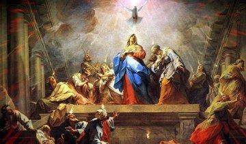 Preparação diária para a festa do Espírito Santo começa no dia 3 de junho, com a Novena de Pentecostes