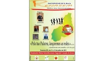 O evento acontecerá entre os dias 11 a 15 de julho, no Piauí, e a Arquidiocese de Teresina será a anfitriã.