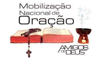 Em 2012, seremos convidados a estar em estado permanente de oração: será a Mobilização Nacional de Oração